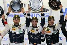 USCC - Farnbacher überglücklich nach Sebring-Sieg