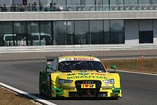 DTM - Audi-Piloten beeindruckt vom RS 5 DTM