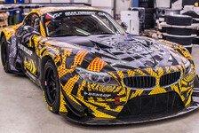 VLN - Walkenhorst präsentiert Design des BMW Z4 GT3