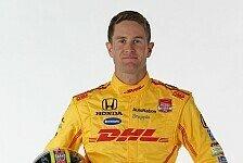Mehr Motorsport - Hunter-Reay kommt zum Race of Champions