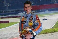 ADAC Formel 4 - Nikolaj Rogivue 2015 in der ADAC Formel 4 am Start