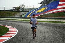 Formel 1 - Live-Ticker: Der Donnerstag in Sepang