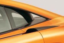 Auto - McLaren 570S Coupé erstes Modell der Sports Series