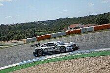 DTM - Rookie Auer mit Bestzeit in Estoril