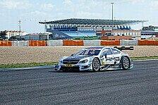 DTM - Audi bei Test-Auftakt in Estoril voran