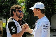 Rosberg: Alonso sollte mein Nachfolger sein