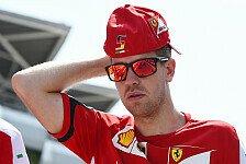 Formel 1 - Vettel: Monza neues Heimrennen