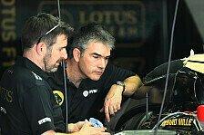 Formel 1 - Nick Chester: Lücke auf Williams verringern