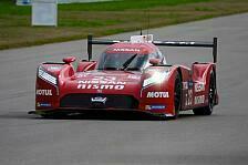 WEC - Nissan testet mit verringerter Leistung