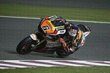MotoGP - Knappe Abstände: Bradl darf für Qualifying hoffen