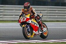 MotoGP - Marquez betreibt Schadensbegrenzung
