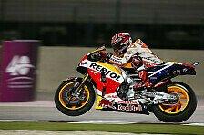 MotoGP - Marquez und Repsol Honda dominieren FP2