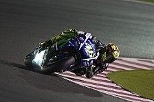 MotoGP - Yamaha frisst Reifen: Sorgen bei Rossi und Lorenzo