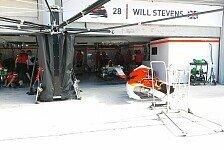 Formel 1 - Lowdon: Wären definitiv mit zwei Autos gefahren