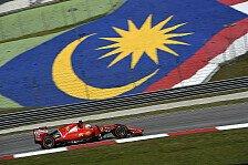 Formel 1 - Malaysia GP: Vertrag bis 2018 verlängert