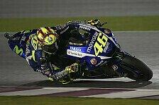 MotoGP - Rossis riskante Entscheidung als Trumpf im Finale