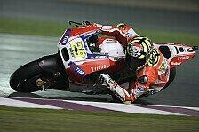 MotoGP - Iannone zum ersten Mal am Podium