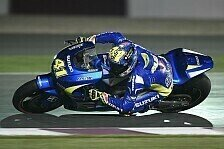 MotoGP - Doppelt Punkte für Comebacker Suzuki