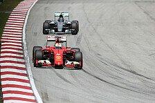 Formel 1 - Ferrari: Mutig und aggressiv gegen Mercedes
