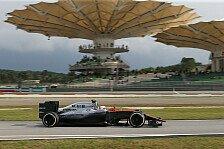 Formel 1 - Aus für Malaysia GP nach 2018