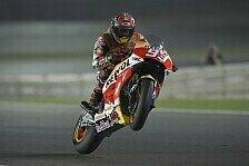 MotoGP - Warm-Up: Marquez gibt erneut die Pace vor