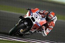 MotoGP - Dovizioso: Platz zwei wie ein Sieg