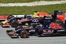 Formel 1 - Verstappen spürt wachsende Anerkennung