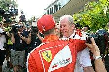 Formel 1 - Vettel-Sieg: Marko hat darauf gewettet