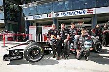 Formel 1 - Bilderserie: Die Freitagstester
