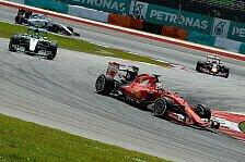 Formel 1 - Noch 6 Rennen: Heiße Schlussphase oder Langeweile?