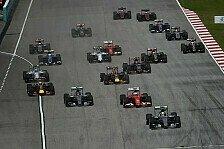 Formel 1 - Saisonfinale 2016 am 11. Dezember?