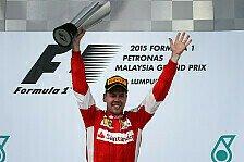 Formel 1 - Die F1-Woche im Überblick: Roter Freudentaumel