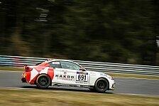 VLN - Bonk motorsport schickt sechs Autos