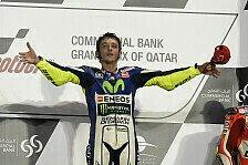 MotoGP - Rossi siegt: Comeback des Perfektionisten