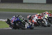 MotoGP - Lorenzo: Kostete Helmpolster den Sieg?