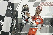 MotoGP - Dovizioso sieht auch im Rennen Chancen