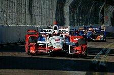 IndyCar - Video: IndyCar 2015: Die Highlights vom Rennen in St. Petersburg