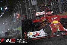 Games - F1 2015 erscheint im Juni