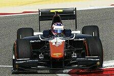 GP2 - Schwieriger Auftakt für Rene Binder
