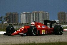 Formel 1 - Die besten Ferrari-Debüts