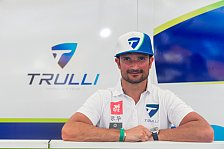 Formel E - Liuzzi startet in Monaco für Trulli Team