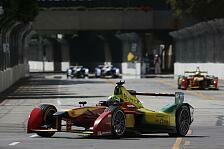 Formel E - Long Beach: Di Grassi fährt aufs Podium