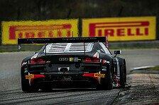 Blancpain GT Serien - BSS - WRT beim Zolder-Heimspiel nicht zu schlagen