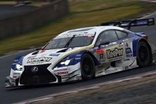 Super GT - Okayama: Lexus wiederholt Vorjahressieg