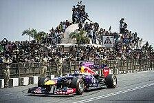Formel 1 - Bilder: Red Bull Showrun in Hyderabad, Indien