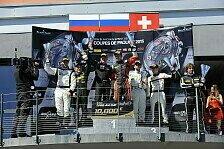 Blancpain GT Serien - Fach Auto Tech in Frankreich auf Rang 3