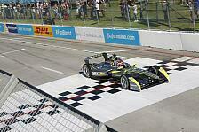 Formel E - Bilder: Long Beach - 6. Lauf