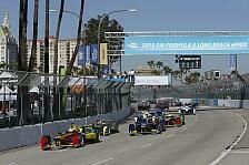 Formel E - Video: Die ersten sechs Saisonrennen im Schnelldurchlauf