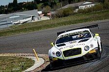 ADAC GT Masters - Erfolgreiches Wochenende für Team Bentley GT