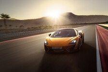 Auto - McLarens jüngster Spross: Das 570S Coupe